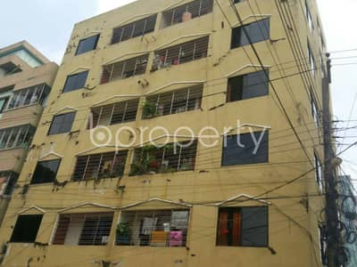 2 Bedroom Flat for Rent in Bayazid, Chattogram - Have A Look At This 850 Sq Ft Property Which Is Up For Rent Located At Chakroshow Kanon Residential Area