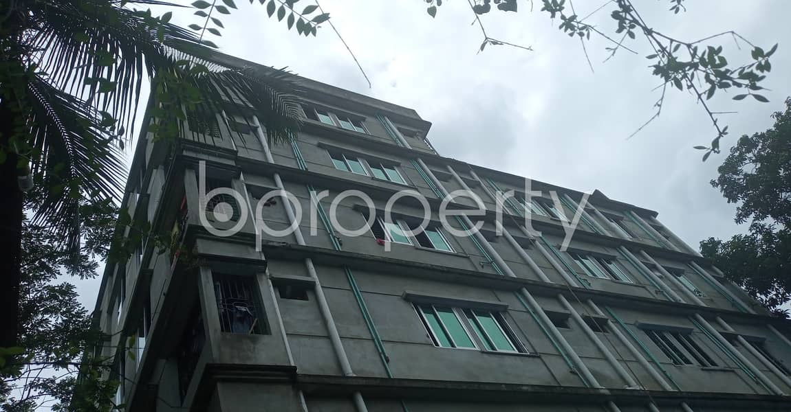 An Affordable Apartment Of 480 Sq Ft Is Waiting For Rent In Bandartila