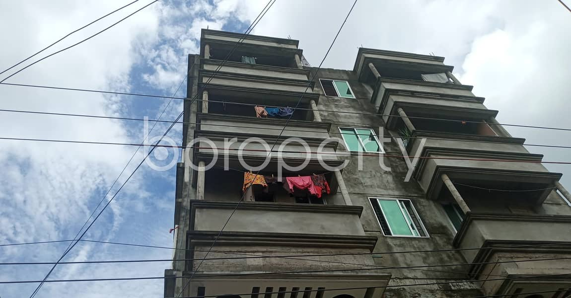 An Apartment Of 500 Sq Ft Is Waiting For Rent At Bandartila