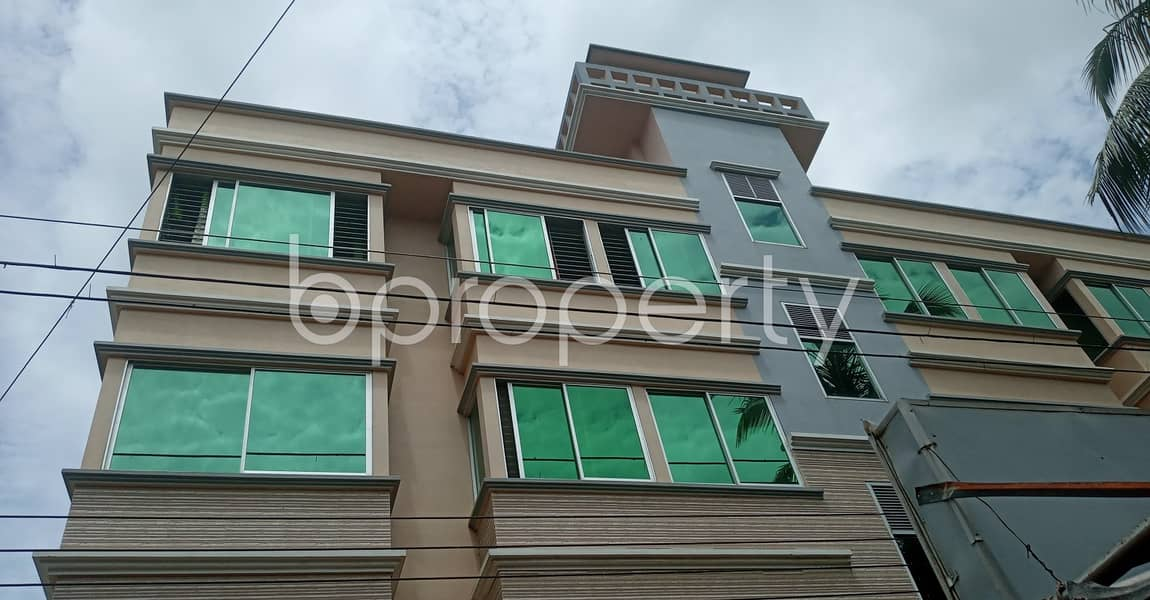 A Fascinating 680 Sq Ft 2-bedroom Apartment For Rent In Bandartila
