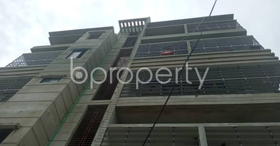 2 Bedroom Flat for Rent in Halishahar, Chattogram - A Strongly Structured Apartment Of 850 Sq Ft Is Available For Rent In Bandartila