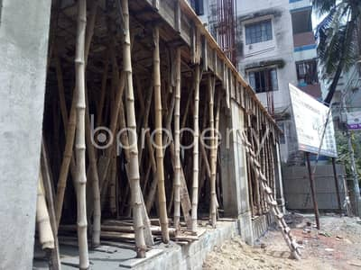 2 Bedroom Apartment for Sale in Bashabo, Dhaka - In The Location Of East Bashabo 1019 Square Feet Flat Is For Sale.