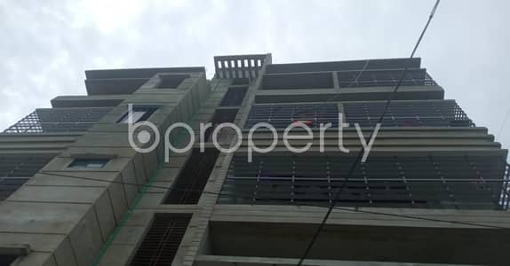 2 Bedroom Flat for Rent in Halishahar, Chattogram - 800 Sq Ft Apartment For Rent In Baker Ali Fakir Tek, Bandartila