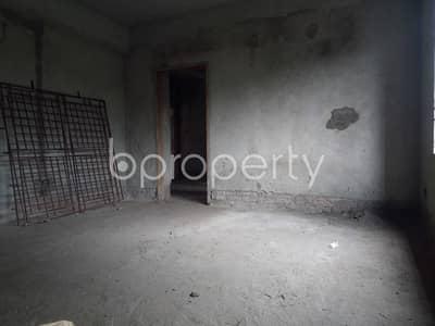 বিক্রয়ের জন্য BAYUT_ONLYএর ফ্ল্যাট - ক্যান্টনমেন্ট, ঢাকা - A 3 Bedroom And 1066 Sq Ft Properly Developed Flat For Sale In Manikdi Very Near To ECB Chattor Mosque.