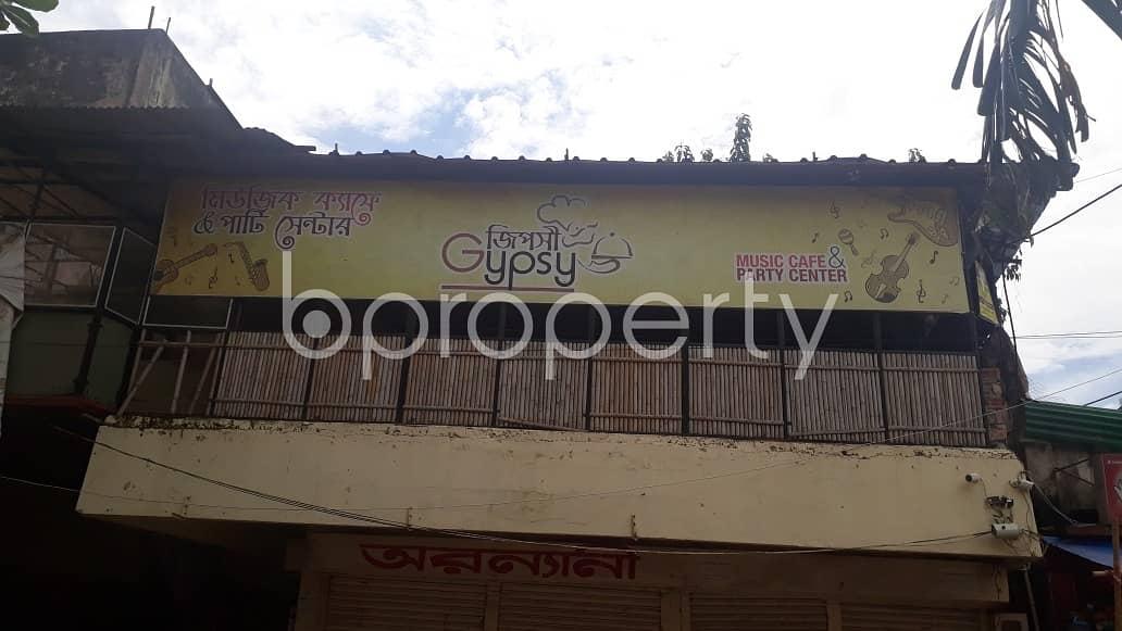 120 Sq Ft Commercial Shop For Rent At Block G, 26 No. North Halishahar Ward