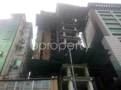Floor for Sale in Badda, Dhaka - 3200 Square Feet Commercial Open Floor For Sale In Middle Badda Close To Mosjidul Jannah