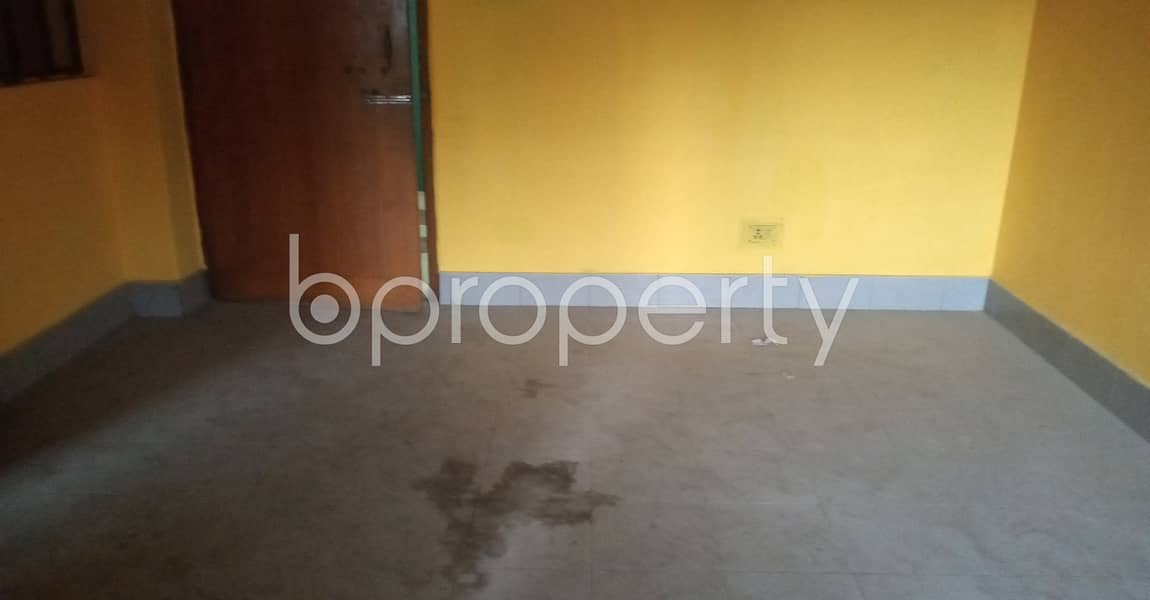 1100 SQ FT apartment is now Vacant to rent in Halishahar