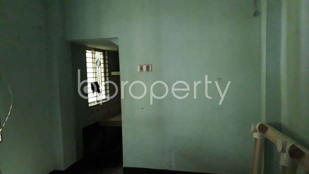 450 SQ FT apartment is now Vacant to rent in Halishahar