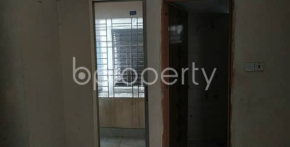 3 Bedroom Apartment for Sale in Double Mooring, Chattogram - 1070 Sq Ft Flat For Sale At Hazi Ashraf Ali Road, 12 No. Sarai Para Ward