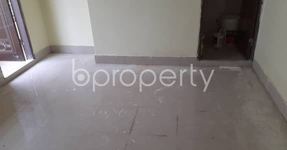 2 Bedroom Apartment for Rent in Jamal Khan, Chattogram - Plan to move in this 1000 SQ FT flat which is up to Rent in Jamal Khan