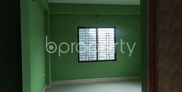 ভাড়ার জন্য BAYUT_ONLYএর ফ্ল্যাট - ডাবল মুরিং, চিটাগাং - Plan to move in this 1000 SQ FT flat which is up to Rent in 12 No. Sarai Para Ward