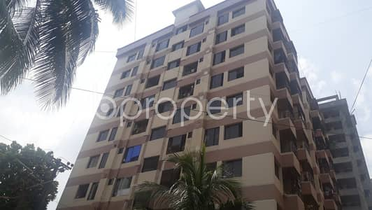 3 Bedroom Flat for Rent in Halishahar, Chattogram - This 1150 Square Feet Apartment Ready For Rent At Halishahar Very Close To Cambrian School And College.