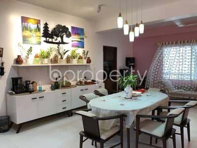 3 Bedroom Apartment for Sale in Bashundhara R-A, Dhaka - We Have A 2350 Sq. Ft Flat For Sale in Bashundhara R-A Near By North South University