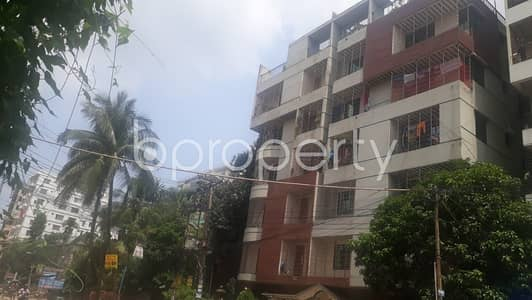 3 Bedroom Flat for Rent in Halishahar, Chattogram - This 1200 Square Feet Apartment Ready For Rent Nearby Halishahar H-Block Jame Mosjid