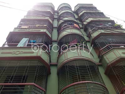 2 Bedroom Apartment for Rent in Gazipur Sadar Upazila, Gazipur - Lucrative Apartment Of 730 Sq Ft Is Waiting To Be Rented In Tongi