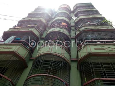 2 Bedroom Apartment for Rent in Gazipur Sadar Upazila, Gazipur - For Rent Covering An Area Of 760 Sq Ft Flat In Tongi