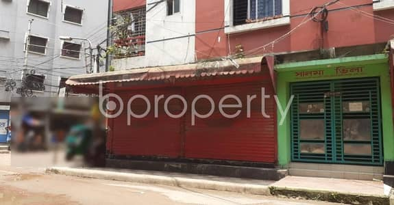 Shop for Rent in Mohammadpur, Dhaka - 290 Sq Ft Commercial Shop Is Available For Rent In Mohammadpur