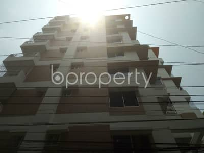 3 Bedroom Flat for Rent in Badda, Dhaka - Check This Fine Looking Flat Of 1750 Sq Ft Offered For Rent At Natun Bazar