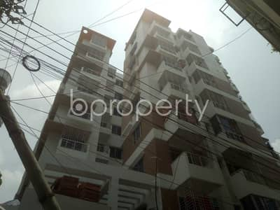 3 Bedroom Apartment for Rent in Badda, Dhaka - A Well Defined Flat Of 1750 Sq Ft In Natun Bazar Is Available For Rent