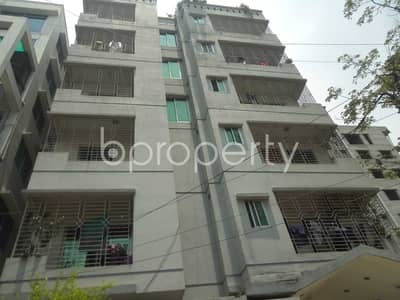 2 Bedroom Flat for Rent in Bashundhara R-A, Dhaka - A Residential Apartment Is In The Center Of Bashundhara R/a Having 900 Sq Ft Space Near To Eye Hospital
