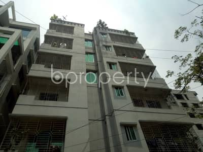 2 Bedroom Flat for Rent in Bashundhara R-A, Dhaka - An Impressive And Reasonable Rental Residential Apartment Is In The Center Of Bashundhara R/a Having 900 Sq Ft Space Near To Eye Hospital