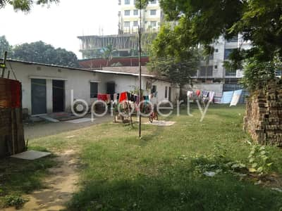 Plot for Sale in Banasree, Dhaka - 11520 SQ FT Plot is now available for sale in Banasree, Block F