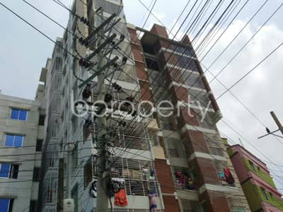 3 Bedroom Flat for Rent in Bayazid, Chattogram - We Have A 1050 Sq. Ft Flat For Rent In Kulgaon