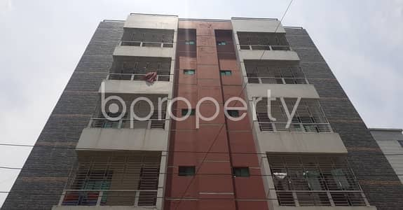 3 Bedroom Flat for Rent in Bashundhara R-A, Dhaka - Choose your destination, 1400 SQ FT apartment which is available to Rent in Bashundhara R-A