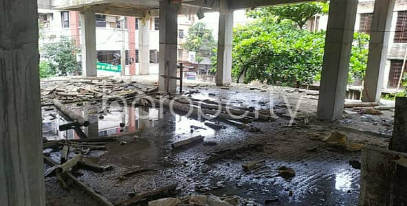 Office for Sale in Halishahar, Chattogram - 1400 Square Feet Office Space Is For Sale At Halishahar Close To Housing & Settlement Public School