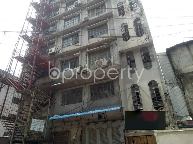 A 3000 Square Feet Commercial Space Is Available For Rent In Mirpur-7.