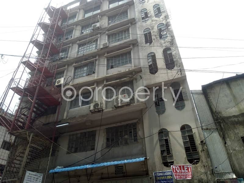 A Commercial Factory Of 3000 Sq Ft Is Available For Rent In Mirpur 7