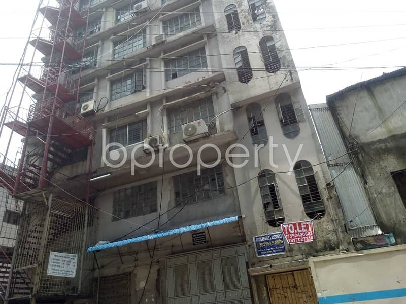 A Well Defined Commercial Factory Of 3000 Sq Ft In Mirpur 7, Is Available For Rent
