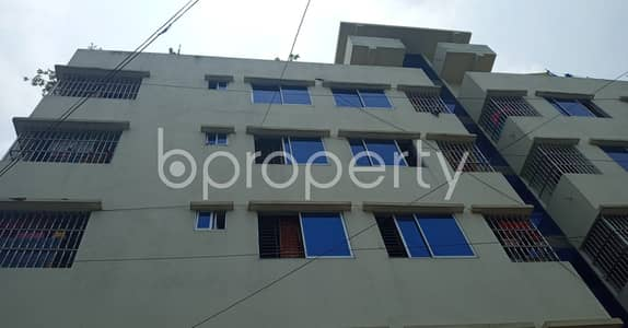 2 Bedroom Flat for Rent in Patenga, Chattogram - A well-constructed 650 SQ FT flat is ready to Rent in Muslimabad, Patenga