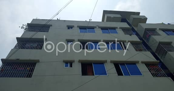 2 Bedroom Apartment for Rent in Patenga, Chattogram - A well-constructed 680 SQ FT flat is ready to Rent in Muslimabad, North Patenga