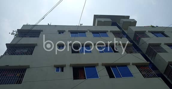 2 Bedroom Flat for Rent in Patenga, Chattogram - A well-constructed 740 SQ FT flat is ready to Rent in Kathgar, Patenga