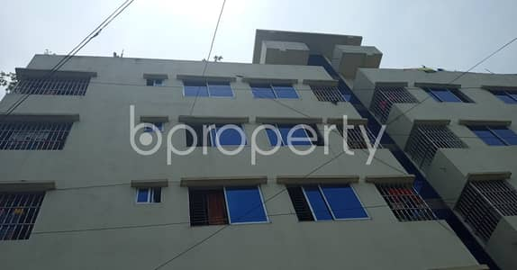 2 Bedroom Apartment for Rent in Patenga, Chattogram - Plan to move in this 700 SQ FT flat which is up to Rent in Muslimabad, Kathgar