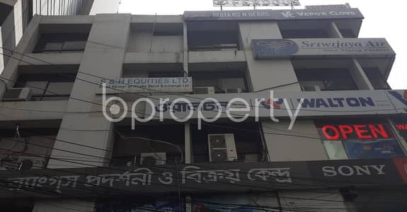 Office for Rent in Gulshan, Dhaka - 850 Square Feet Commercial Space Is For Rent In Gulshan 2