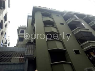 2 Bedroom Flat for Rent in 15 No. Bagmoniram Ward, Chattogram - 750 Sq. ft Ready Flat For Rent Near Southern University Bangladesh At Nasirabad