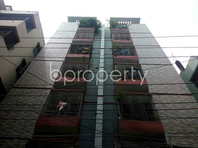 3 Bedroom Apartment for Sale in Tejgaon, Dhaka - We Have A 950 Sq. Ft Flat For Sale In West Nakhalpara Nearby Haji Abdul Mia Jame Masjid.