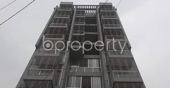 ভাড়ার জন্য BAYUT_ONLYএর অ্যাপার্টমেন্ট - বসুন্ধরা আর-এ, ঢাকা - Startling Flat Covering An Area Of 2100 Sq Ft Is Ready For Rent In Bashundhara R-a