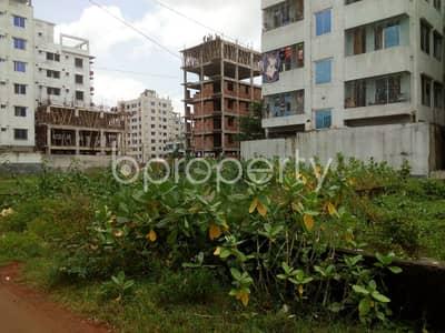 Plot for Sale in Aftab Nagar, Dhaka - Offering you 2184 SQ FT Plot for sale in Aftab Nagar