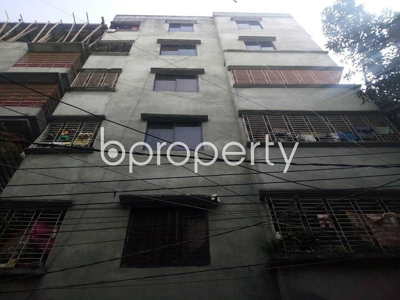 A Comfy 980 Sq Ft Dwelling For A Small Family Is Here For Sale In Khilkhet