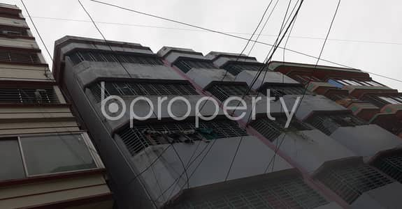 2 Bedroom Apartment for Rent in 10 No. North Kattali Ward, Chattogram - Well-featured 1020 Sq Ft Residence Is Ready For Rent At CDA Residential Area