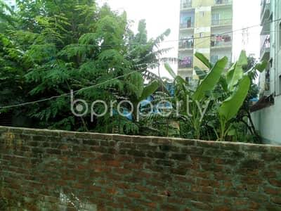 Plot for Sale in Badda, Dhaka - Nice 3640 SQ FT Plot is available for sale in Uttar Badda