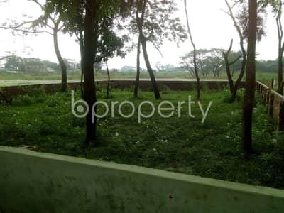 Plot for Sale in Aftab Nagar, Dhaka - 5 Katha Residential Plot Is Available For Sale In Aftab Nagar