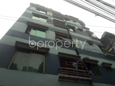 1 Bedroom Flat for Rent in Badda, Dhaka - 300 Square Feet A Small Flat Is Available For Rent In Uttar Badda
