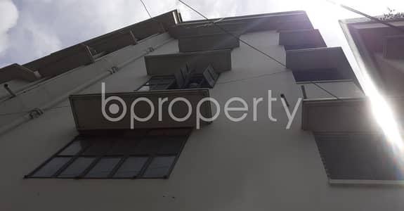 2 Bedroom Flat for Rent in 10 No. North Kattali Ward, Chattogram - A 950 Sq. Ft. Apartment Is Up For Rent At Road No 1, Cda R/a