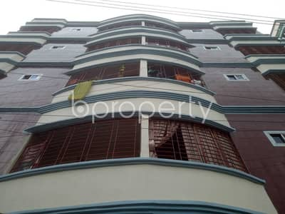 2 Bedroom Apartment for Rent in Badda, Dhaka - 650 SQ FT apartment is now Vacant to rent in Nurer Chala