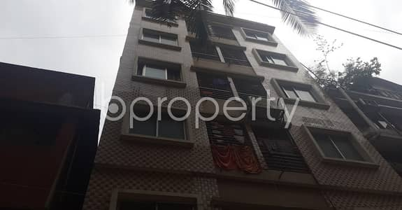 2 Bedroom Flat for Rent in Mohammadpur, Dhaka - 720 SQ FT apartment is now Vacant to rent in Mohammadpur