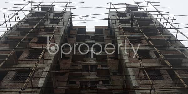 3 Bedroom Flat for Sale in Bashundhara R-A, Dhaka - Near Basundhara Residential Area Puja Mondop 1550 Square Feet Residential Apartment Is For Sale